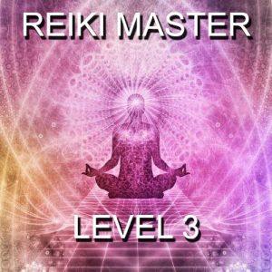 Reiki Master Level 3